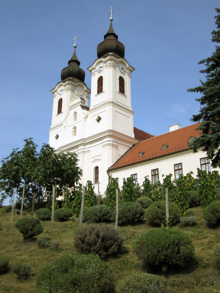Tihany Abbey, Hungary