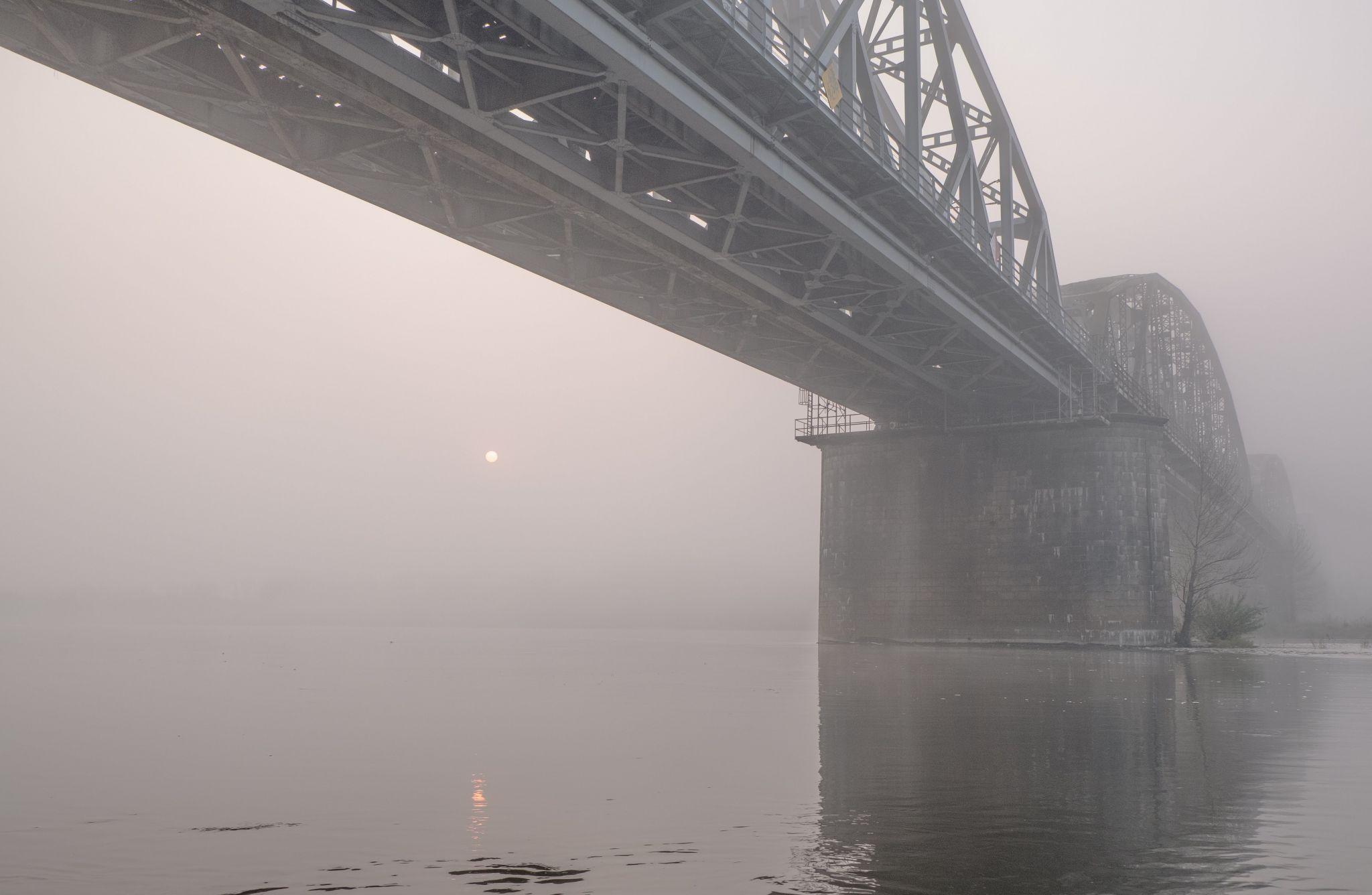Toruń bridge, Poland