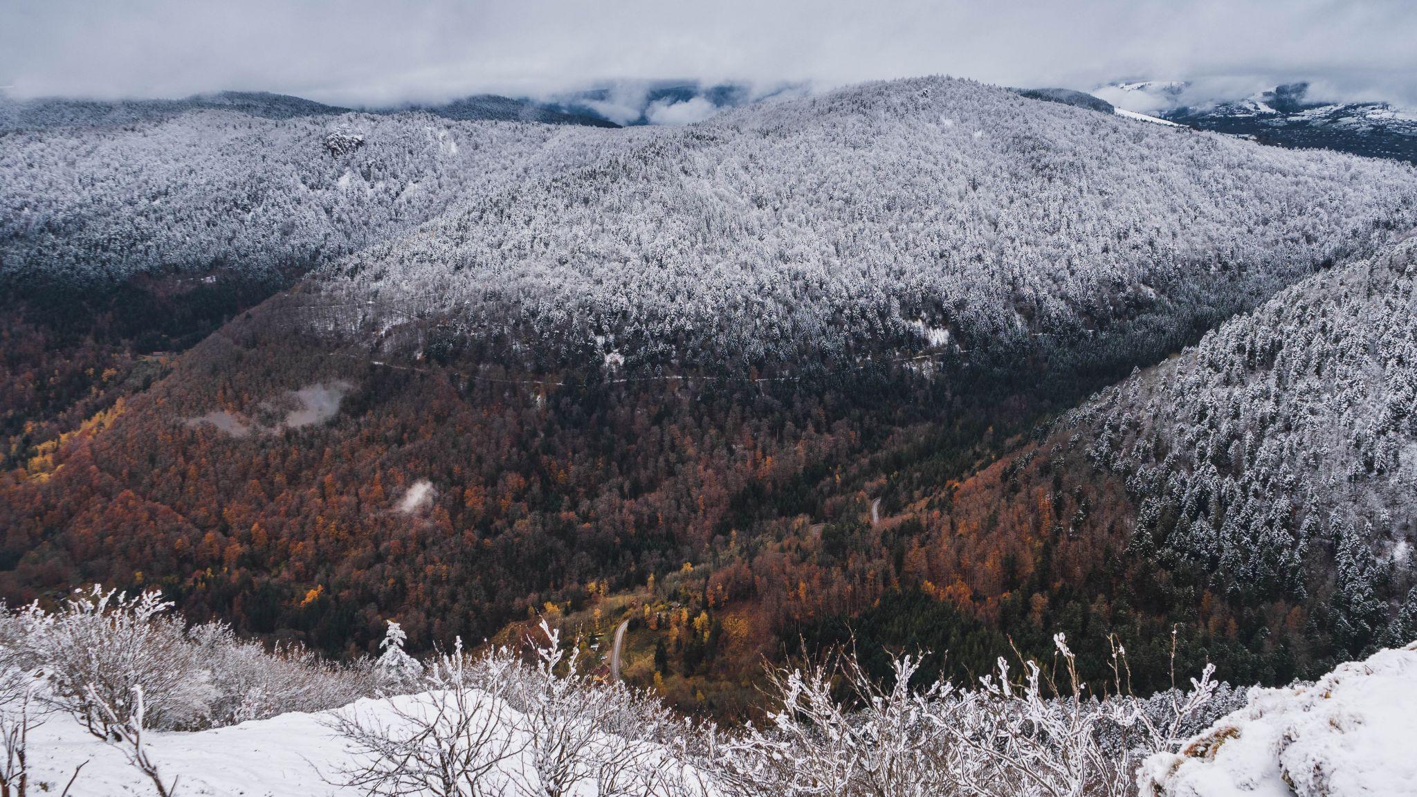 Two seasons, France