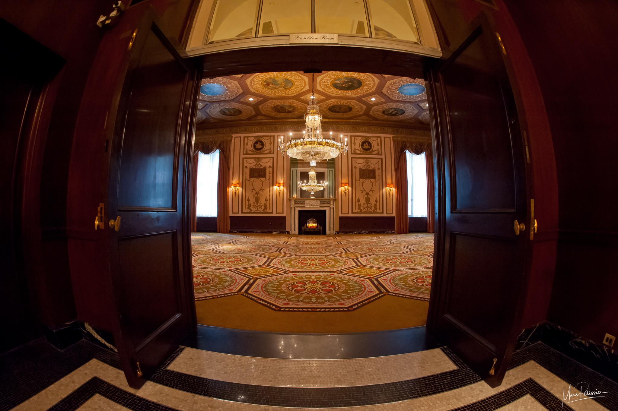 Waldorf Astoria meeting rooms, USA
