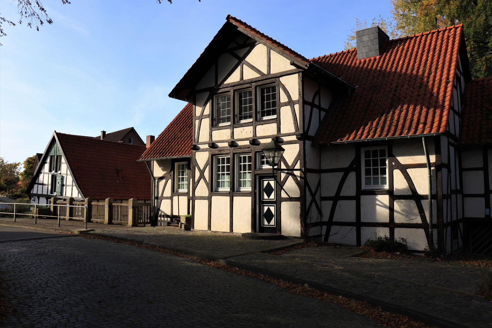 Wassermühle Ladbergen, Germany