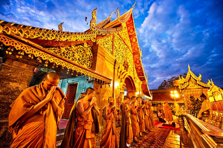Wat Doi Suthep, Thailand