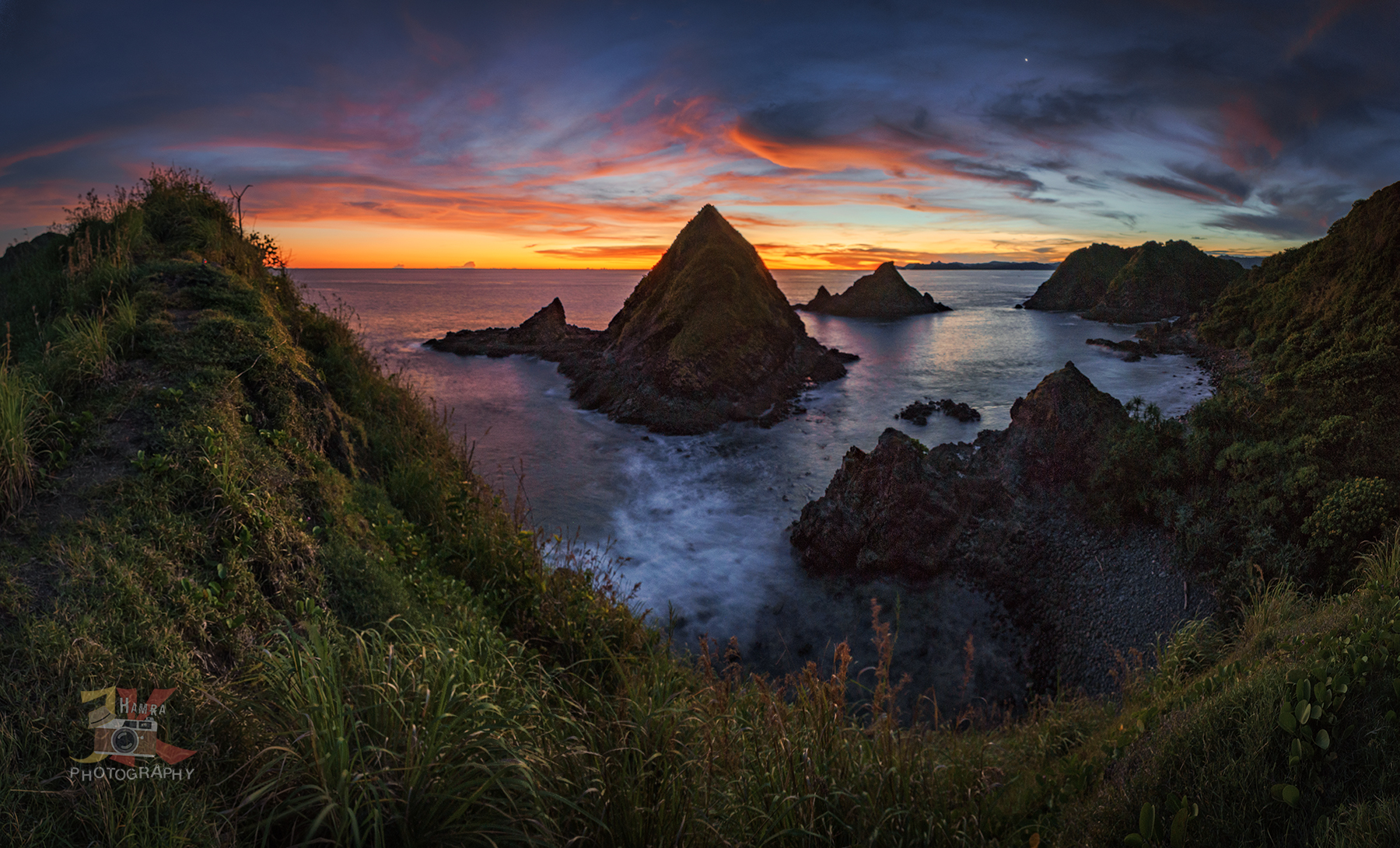 Zoni Hill at Telawas Beach, Indonesia