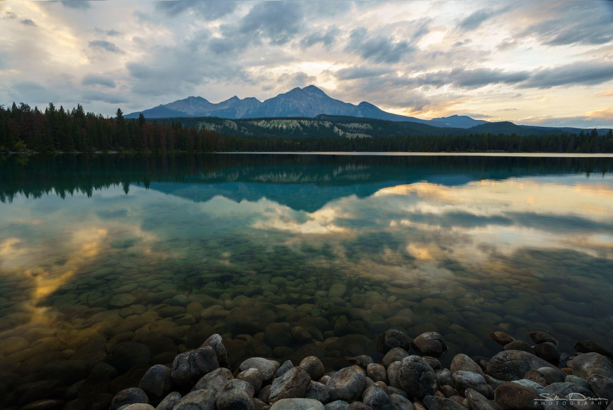 Annette Lake, Canada
