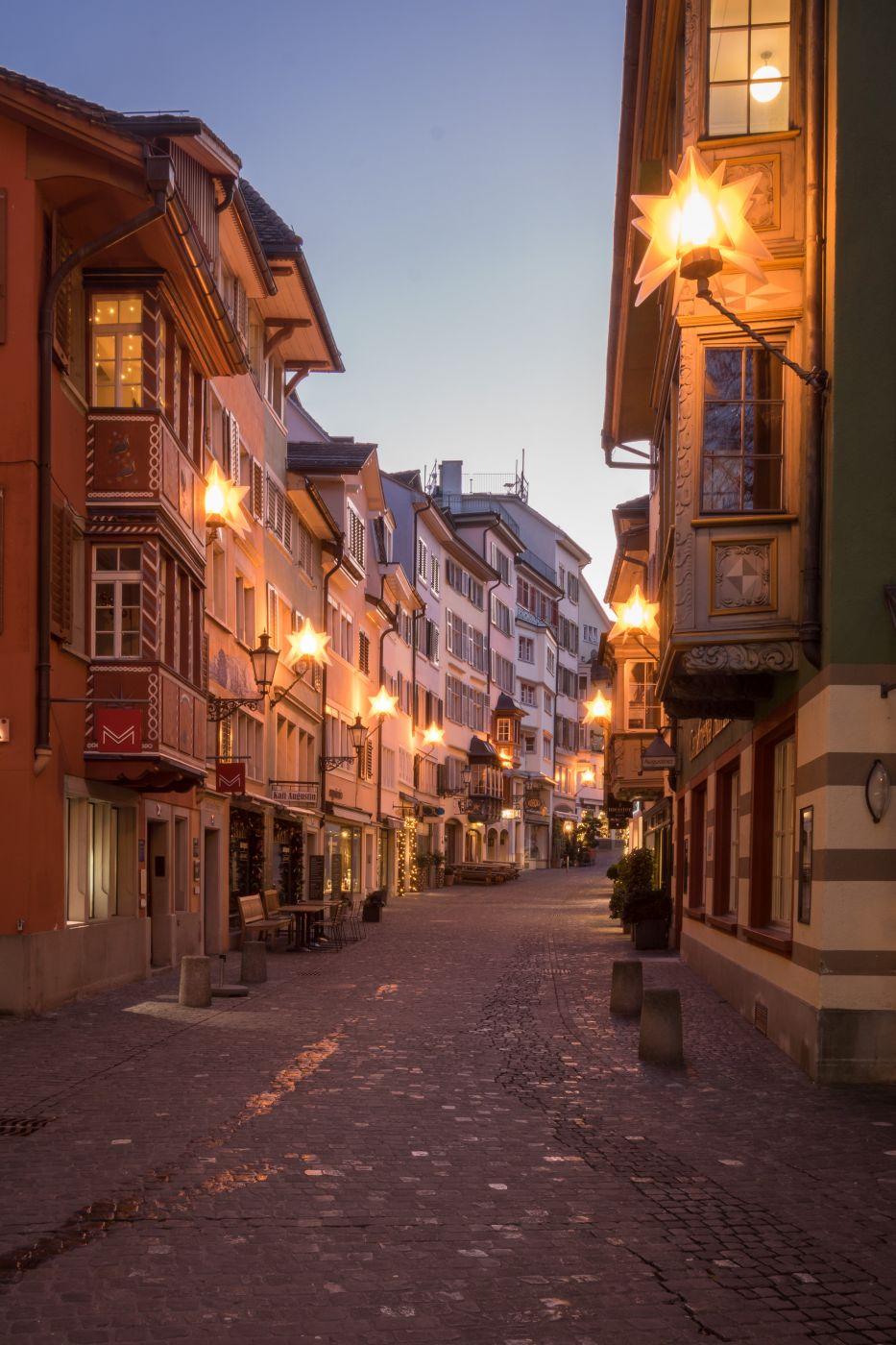 Augustinergasse, Switzerland
