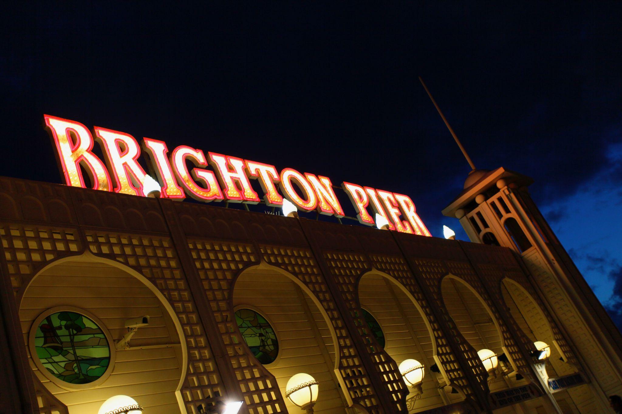 Brighton Pier, United Kingdom