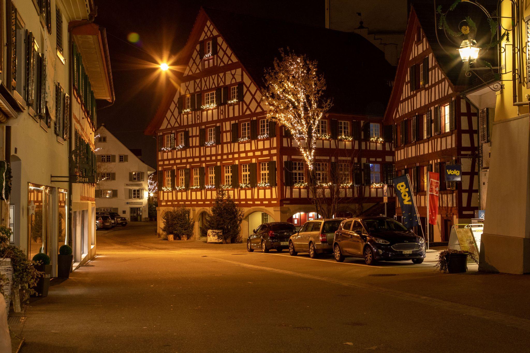 Bülach old town, Switzerland