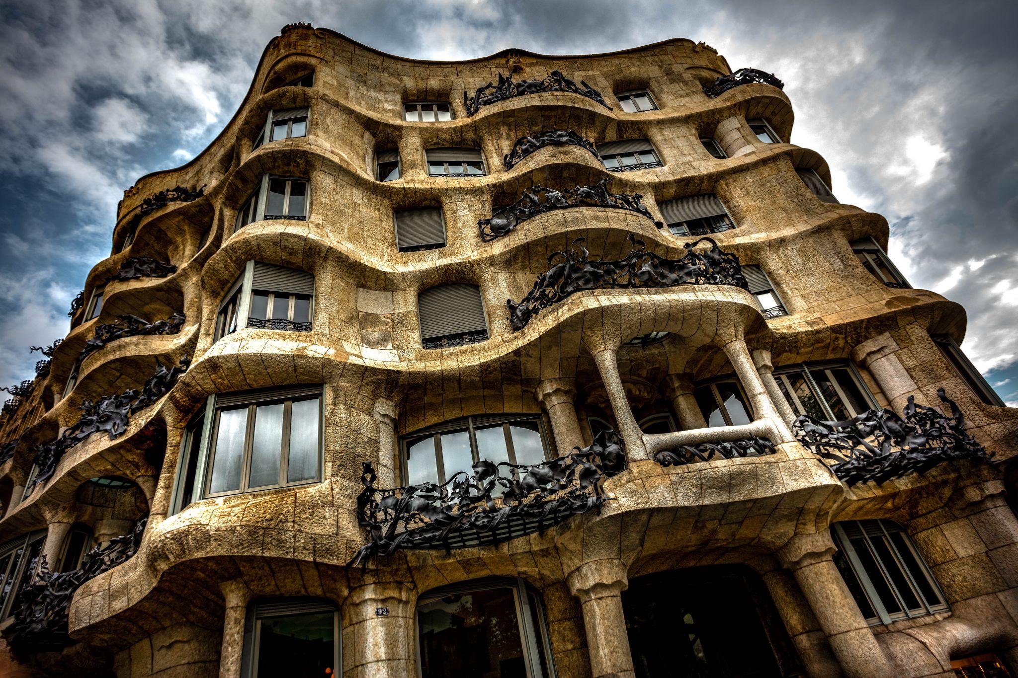 Casa Mila, Spain