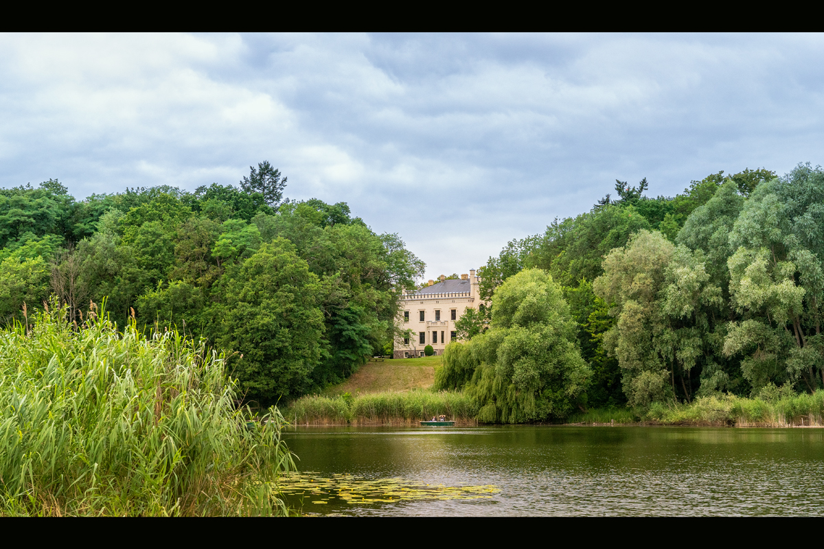 castle Reichenow, Germany