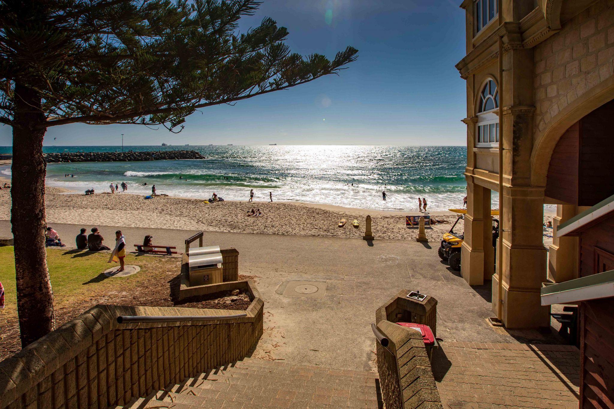 Cottesloe Beach, Perth Western Australia, Australia