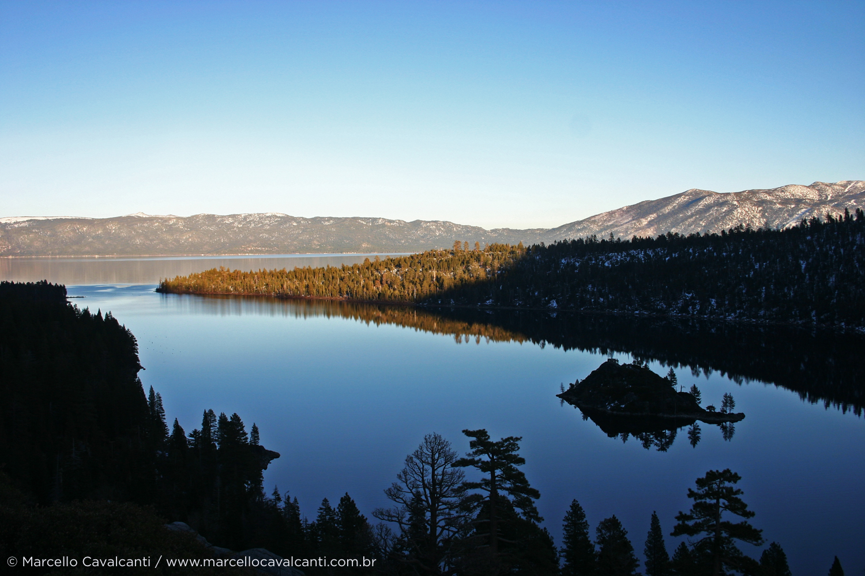 Emerald Bay, Lake Tahoe, USA