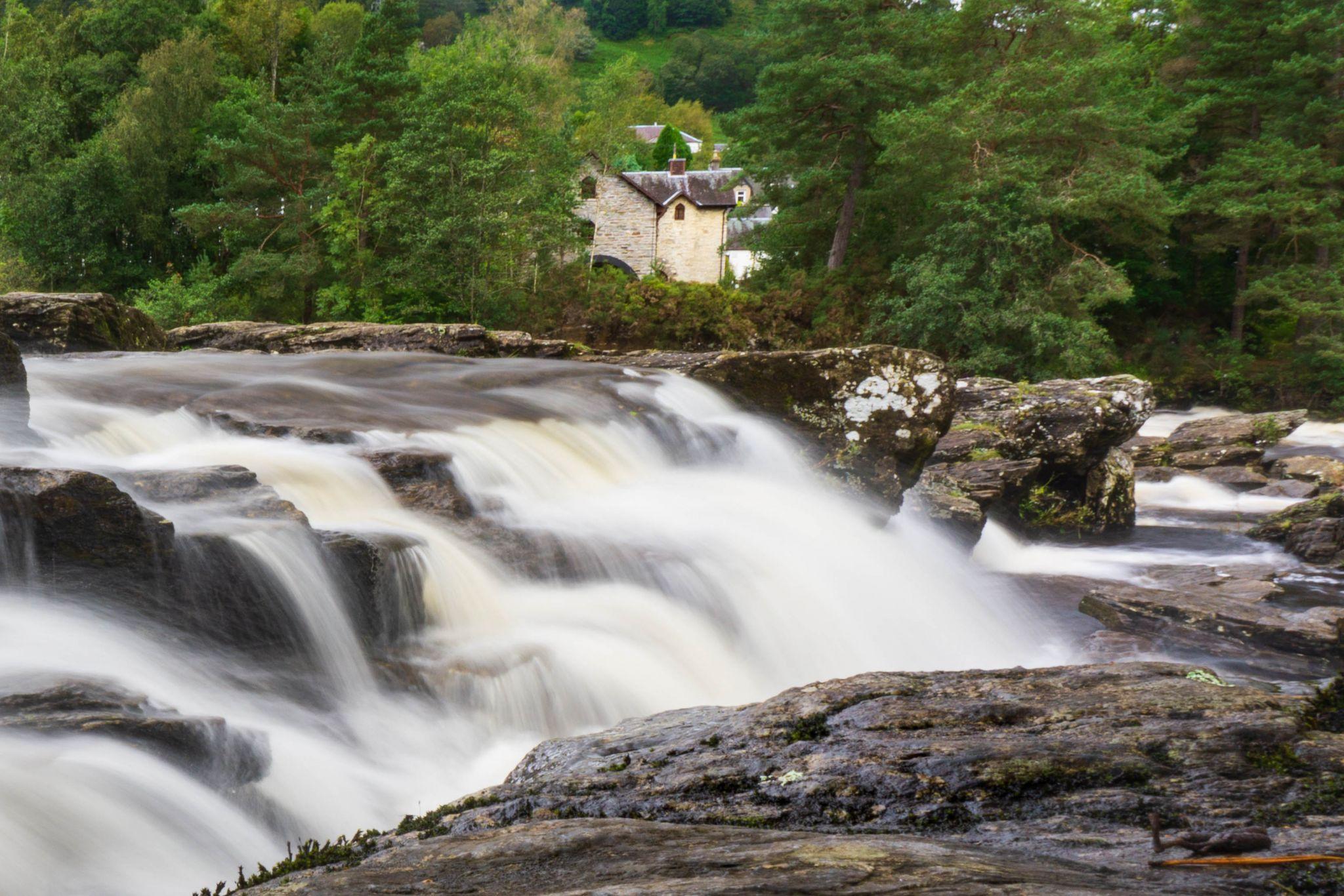 Falls of Dochart, United Kingdom