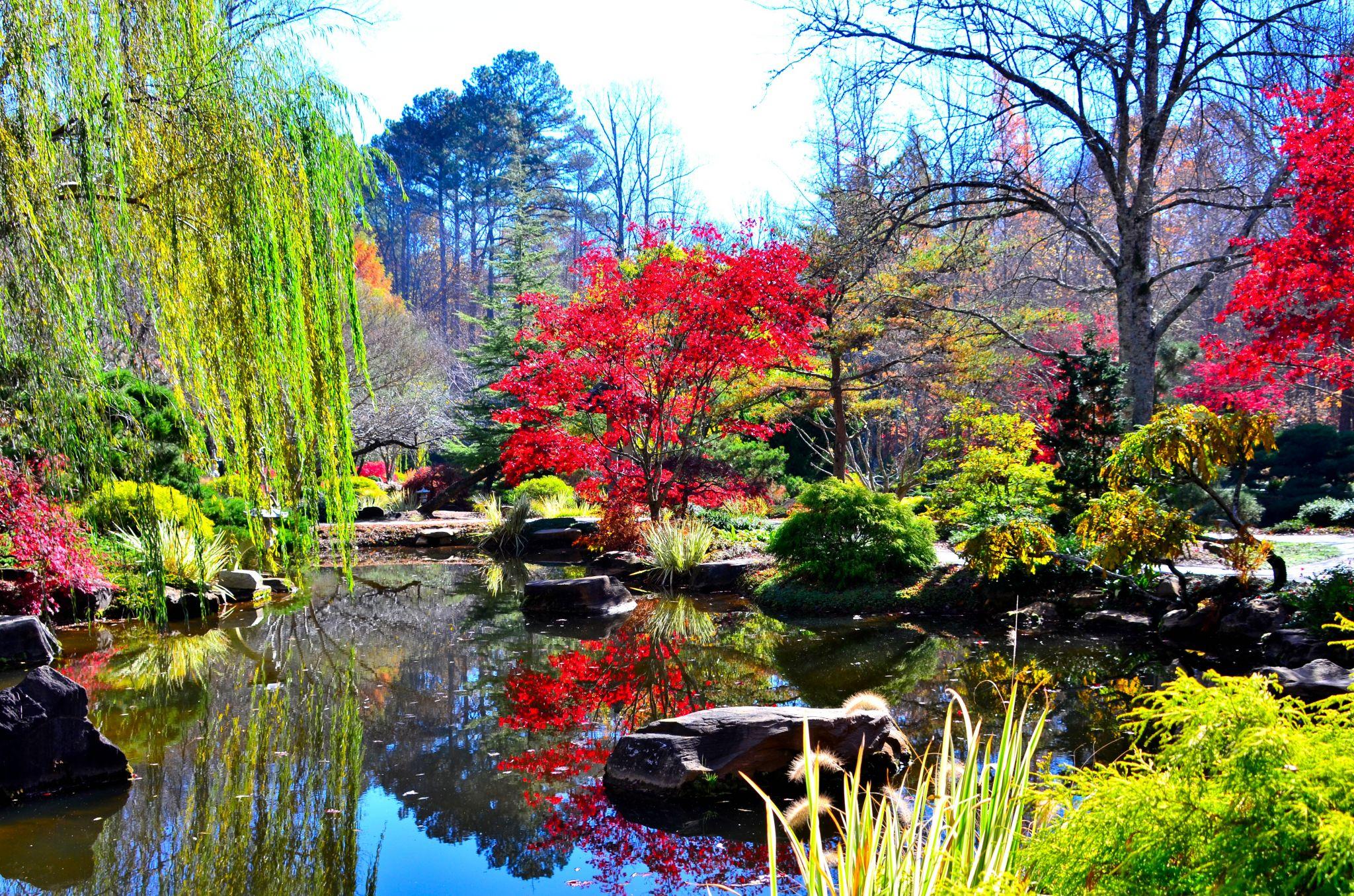 Gibbs Gardens, USA