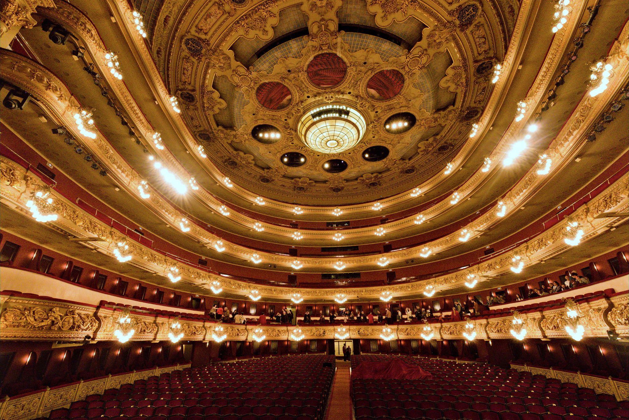 Gran Teatre del Liceu, Spain