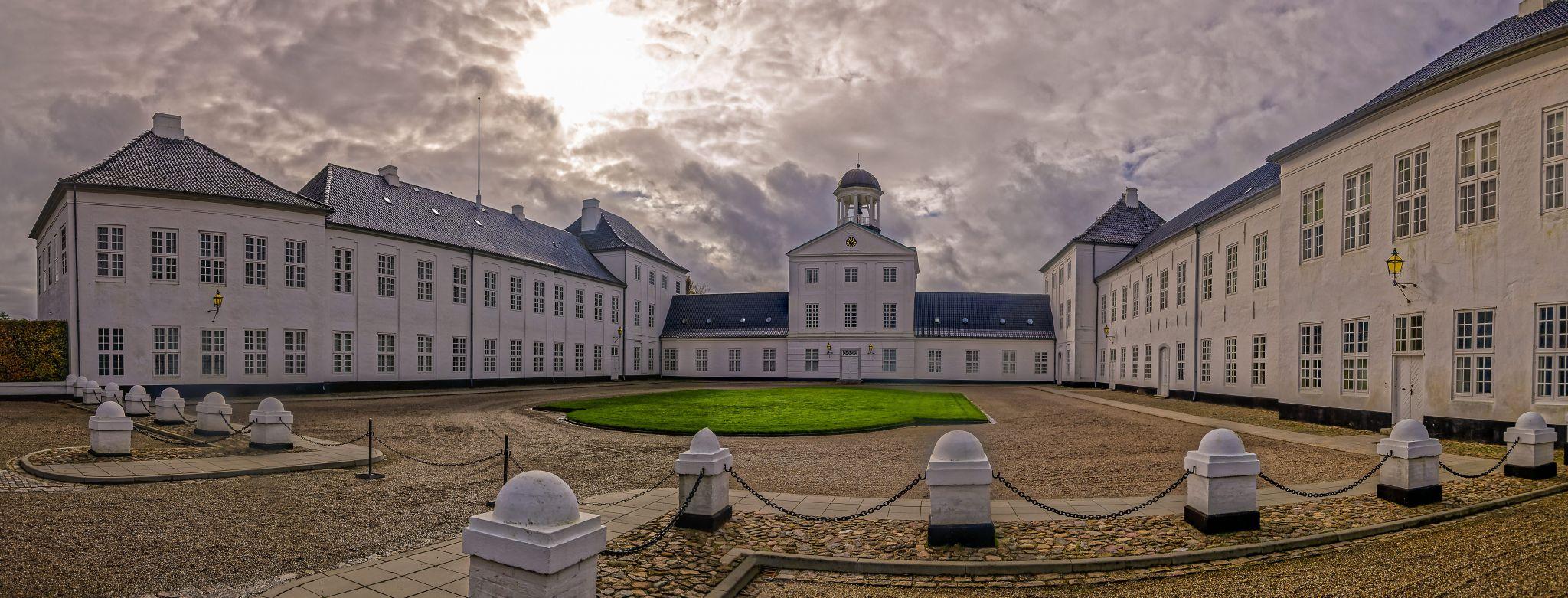Gråsten castle Danmark, Denmark