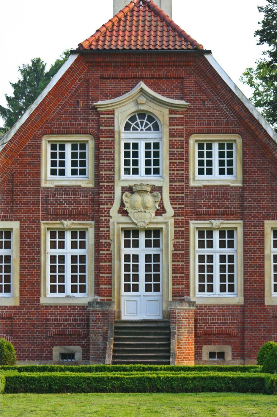Haus Rüschhaus, Münster, Germany