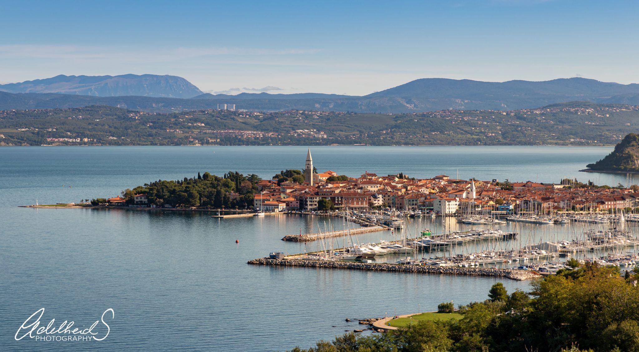 Izola view, Slovenia