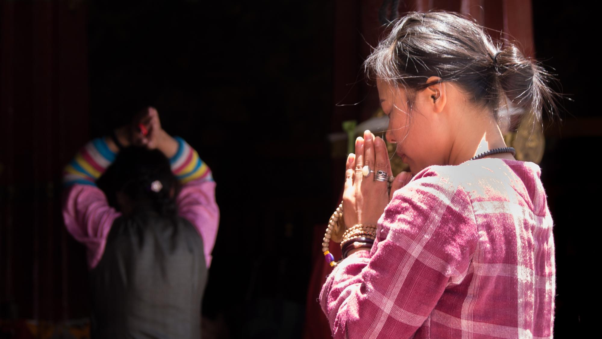 Jokhang Monastery, China