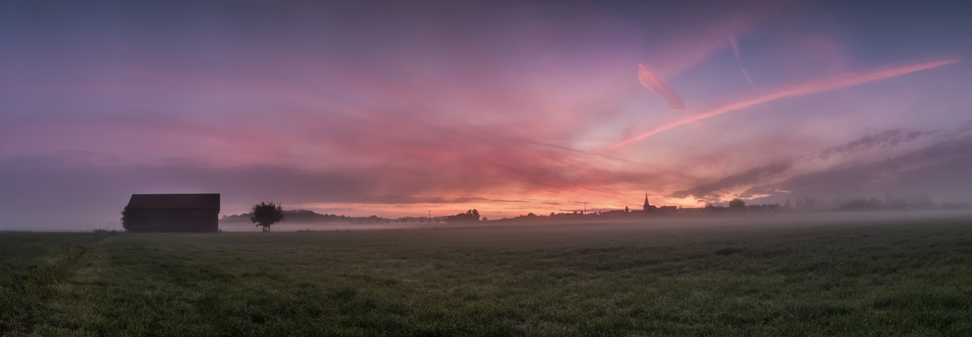 Leerstetten Sunrise, Germany