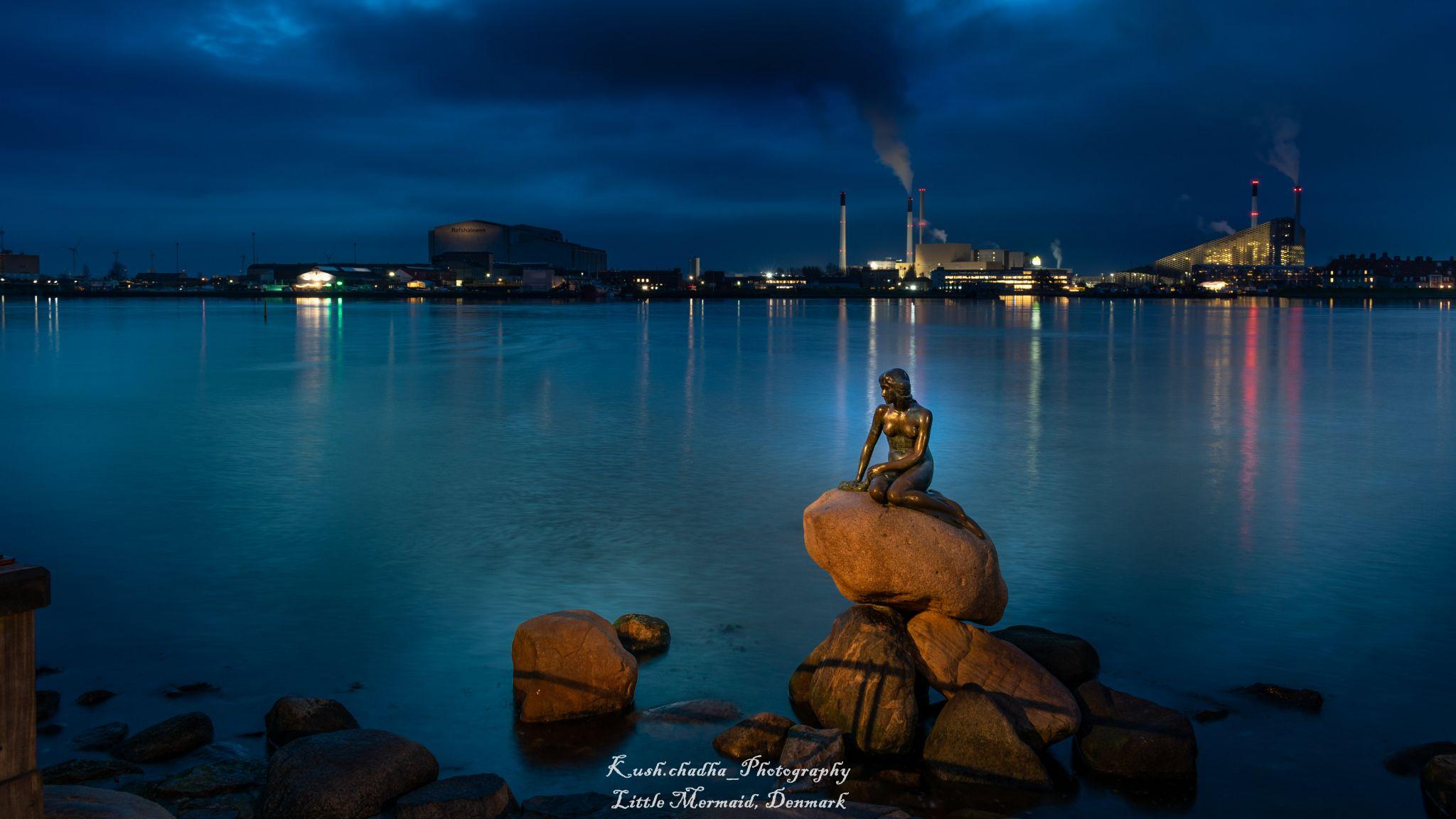 Little mermaid, Denmark