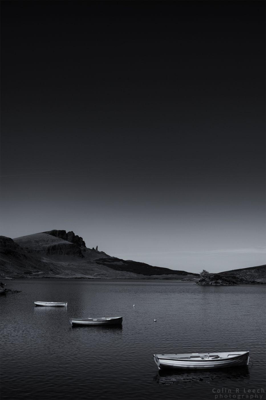 Loch Fada and the  Storr, United Kingdom