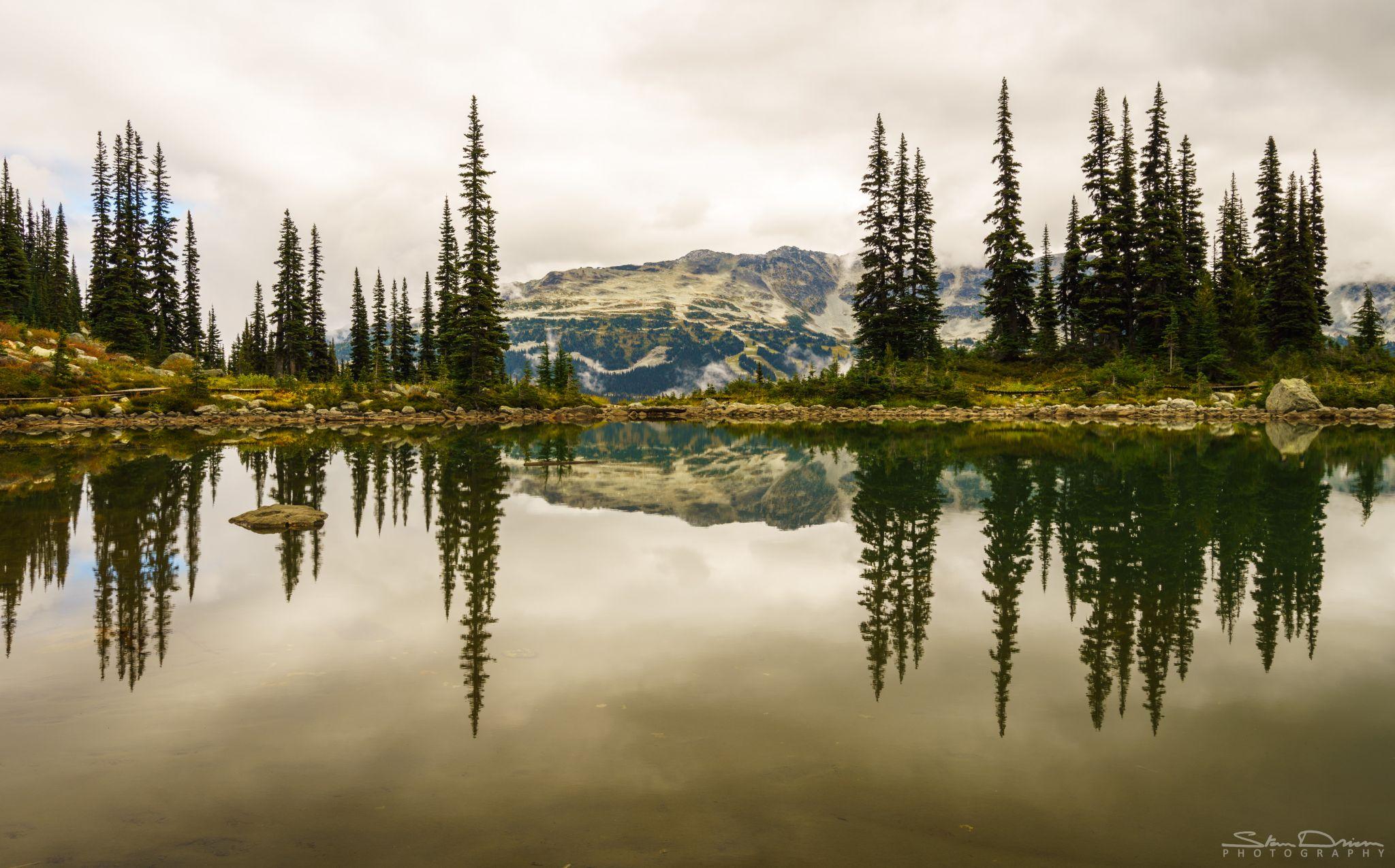 Mount Whistler, Canada
