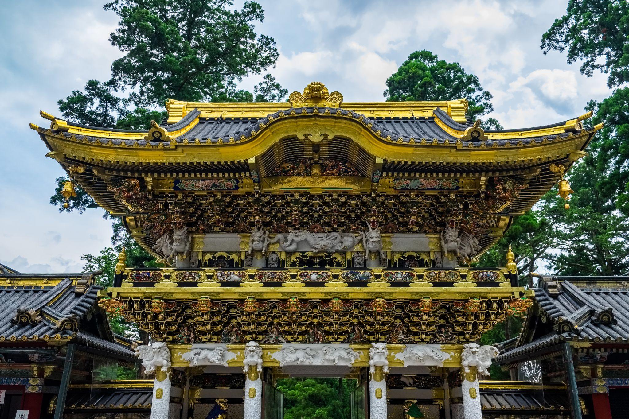 Nikkō Tōshō-gū, Japan