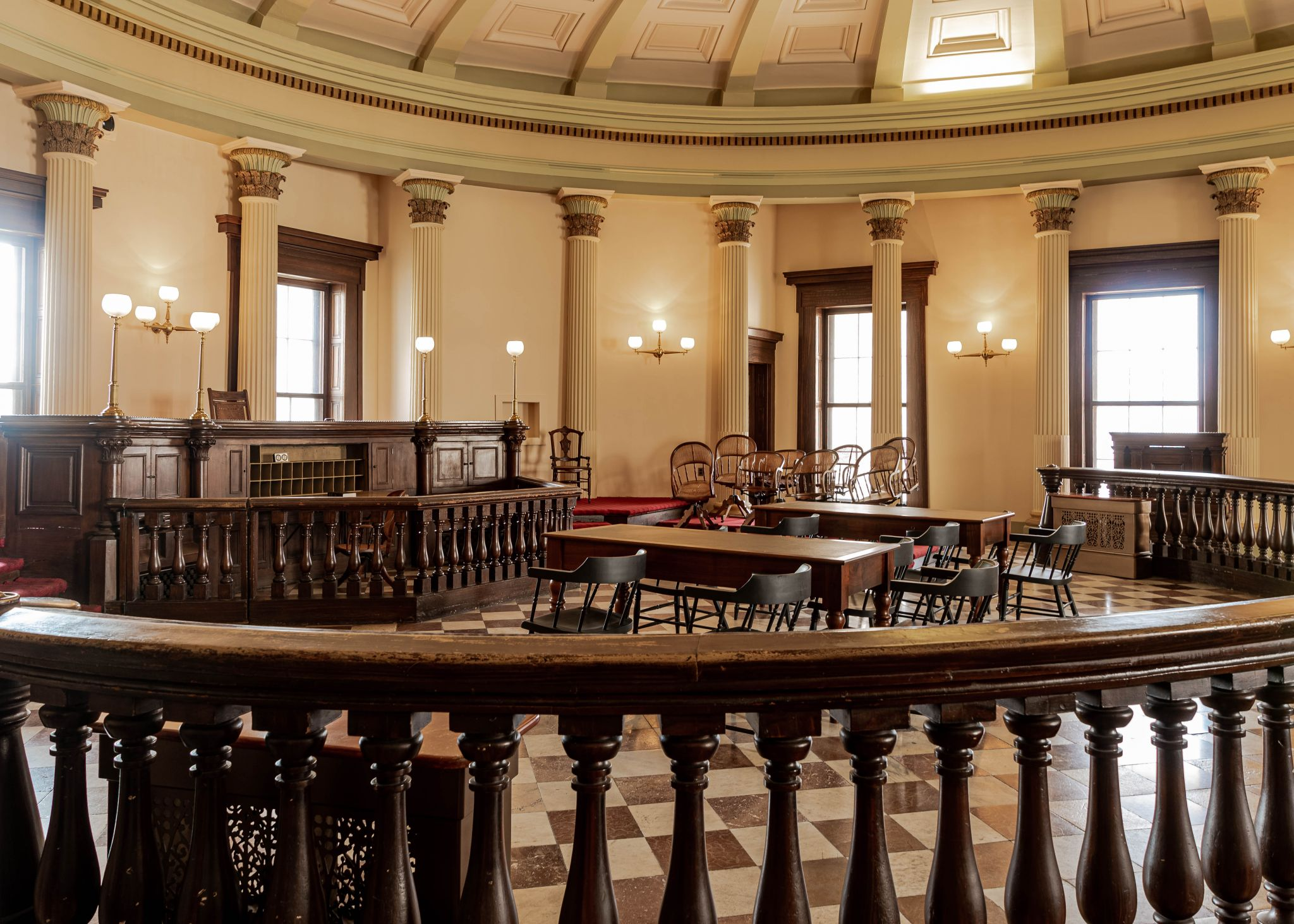 Old Courthouse, St. Louis, MO, USA
