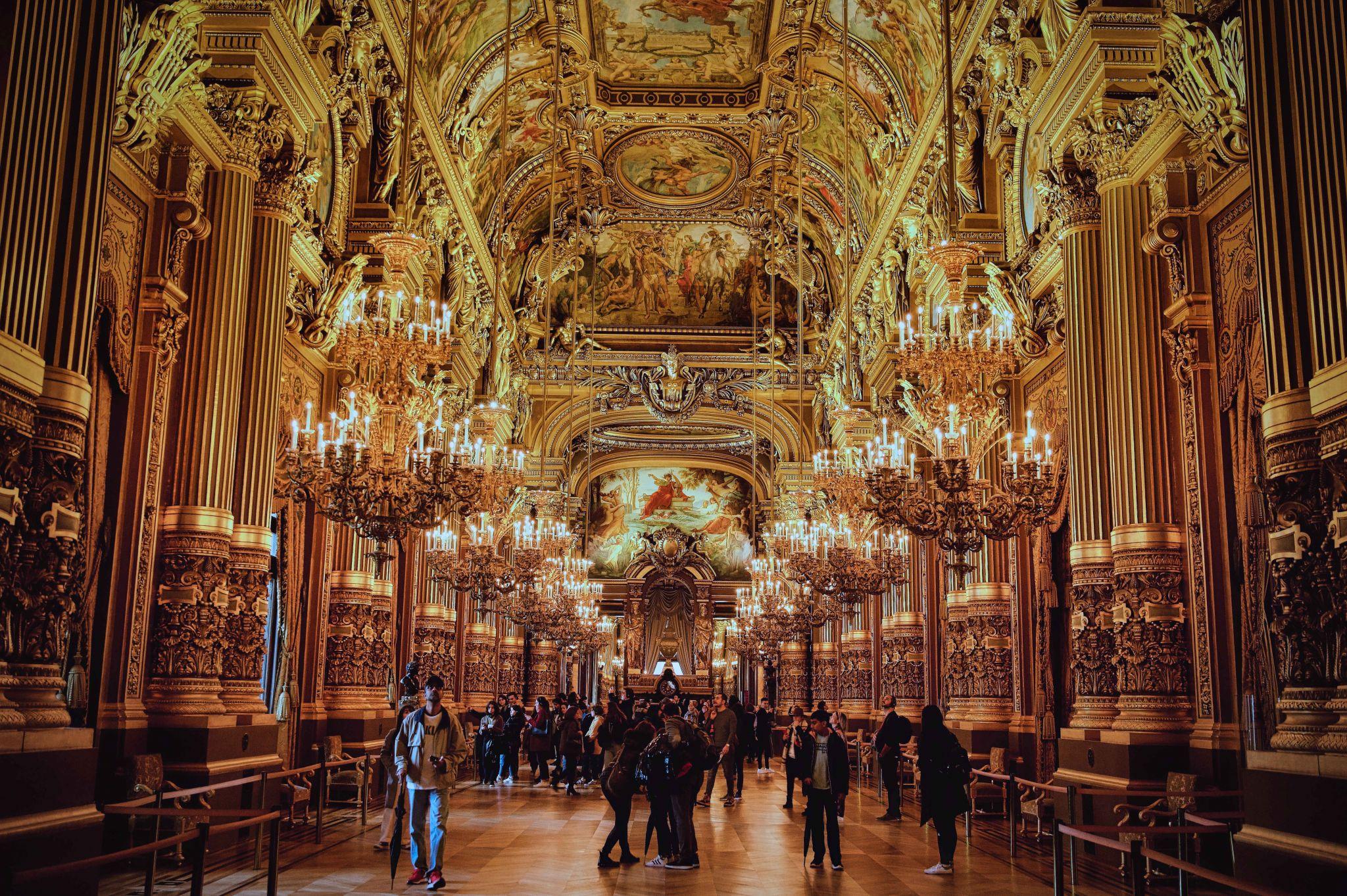 Opera Palais Garnier, France