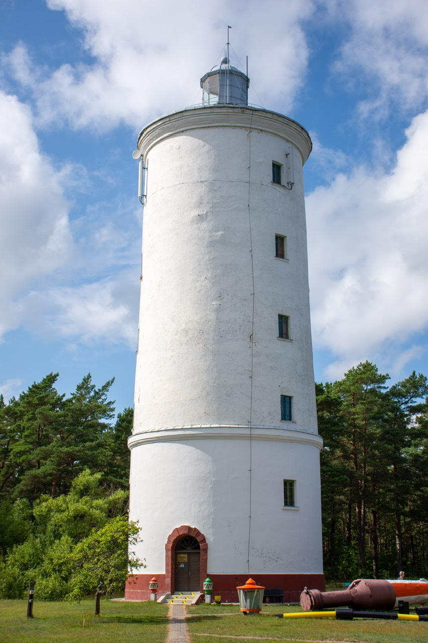 Ovisu Lighthouse, Latvia