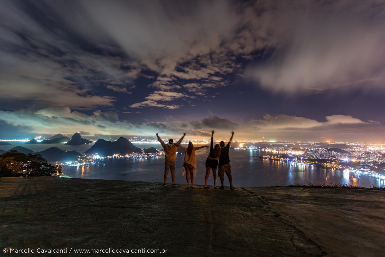 Parque da Cidade de Niterói, Brazil