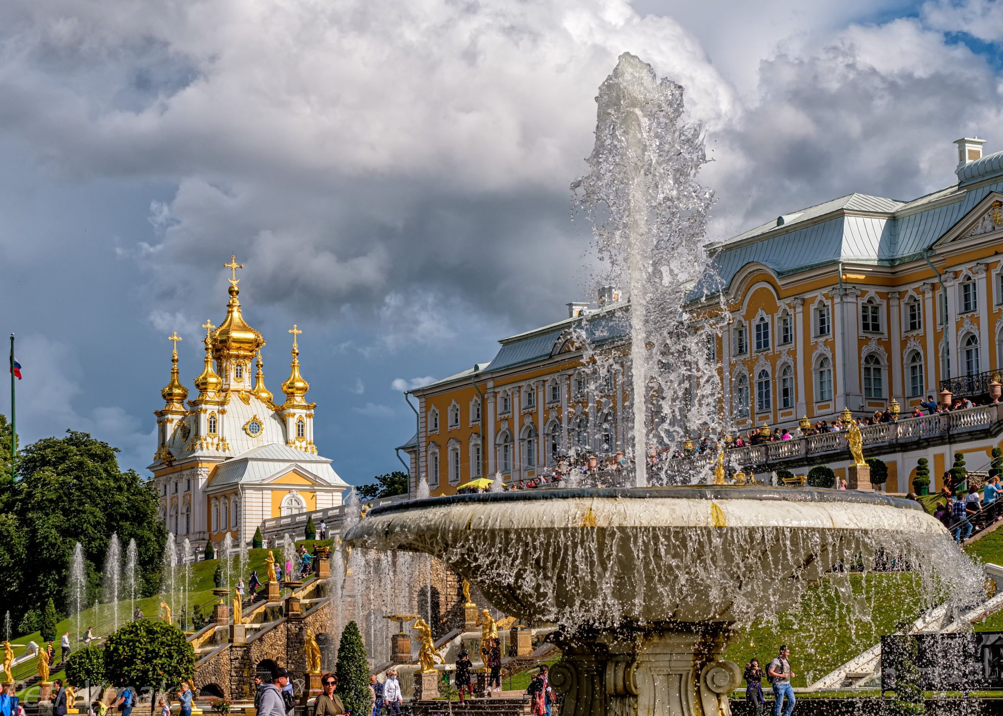Peterhof, Russian Federation