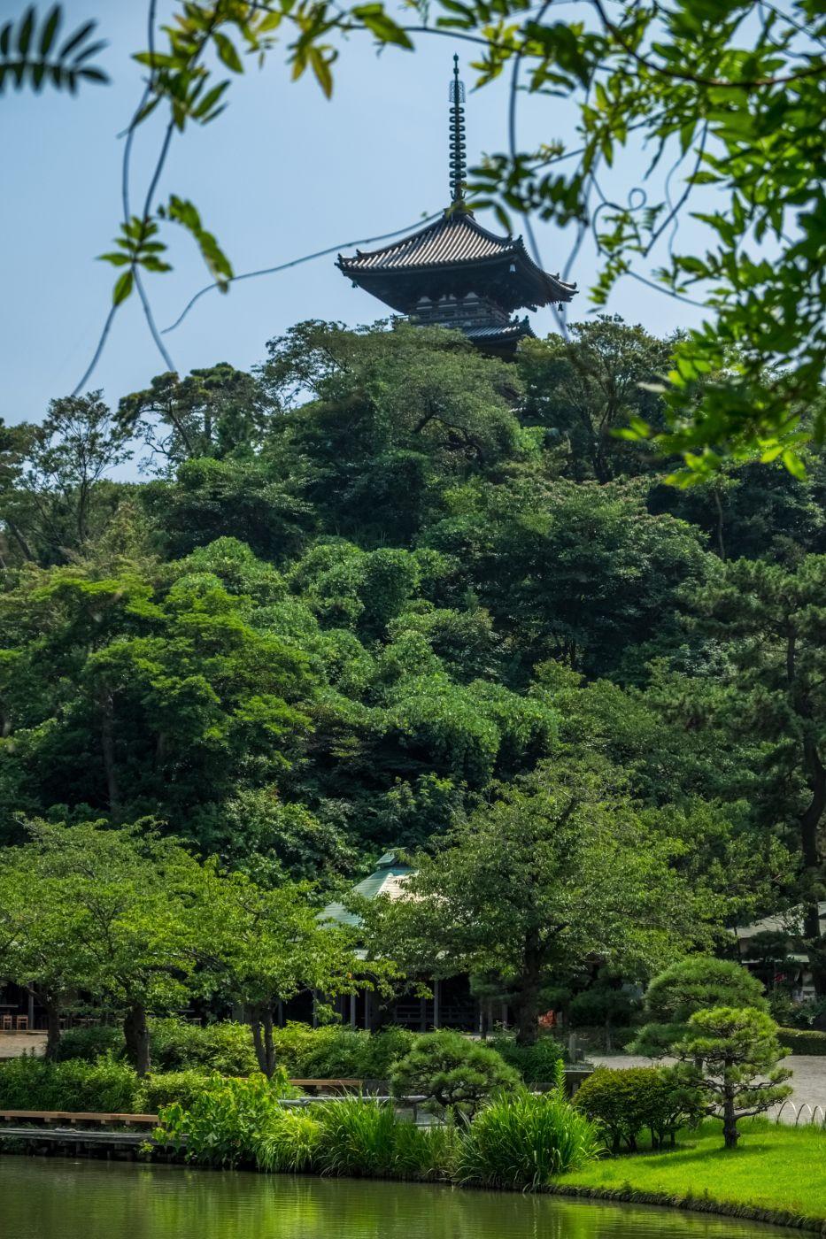 Sankei-en Garden, Japan