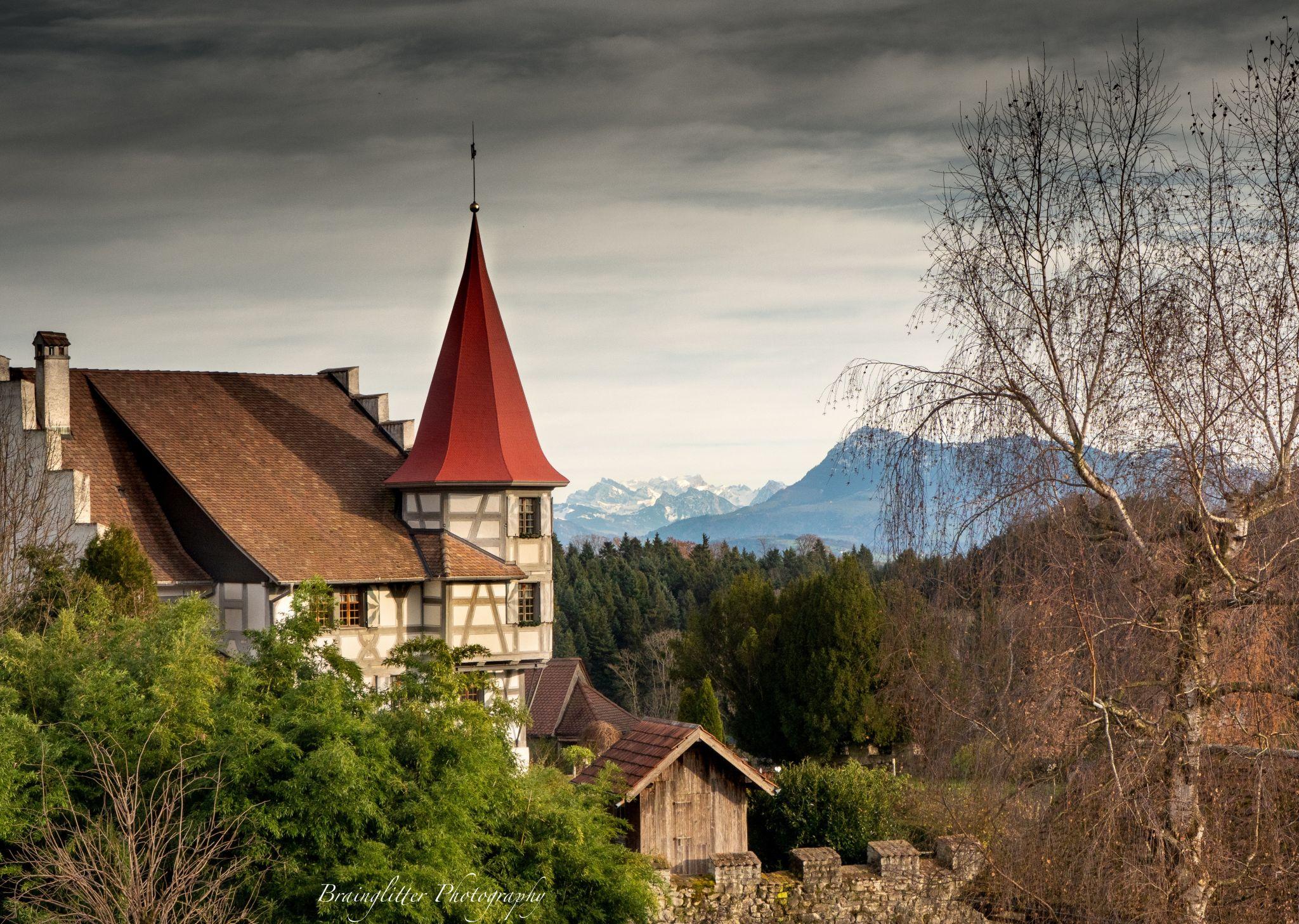 Schloss Wartensee, Switzerland