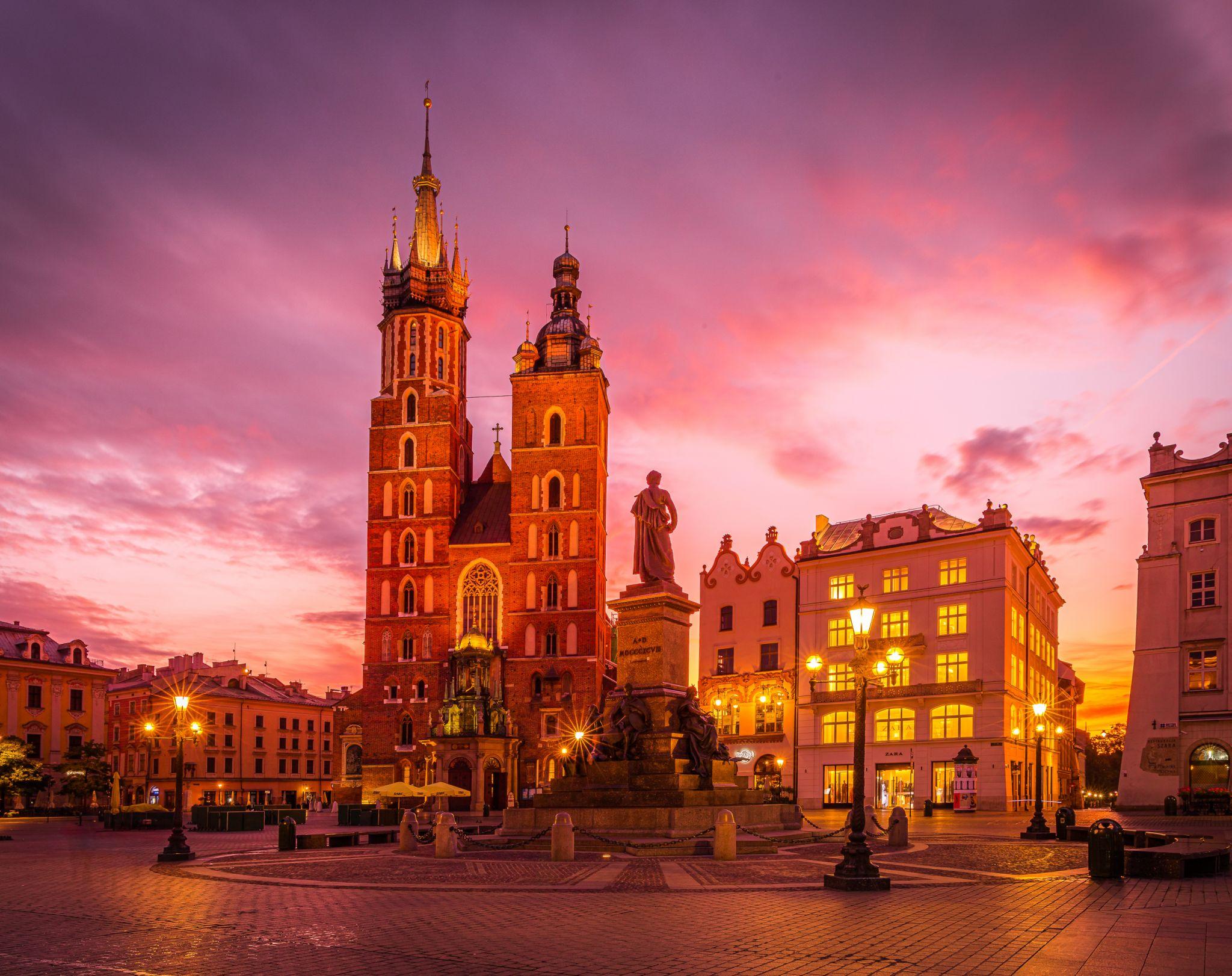 St. Mary's Basilica, Poland