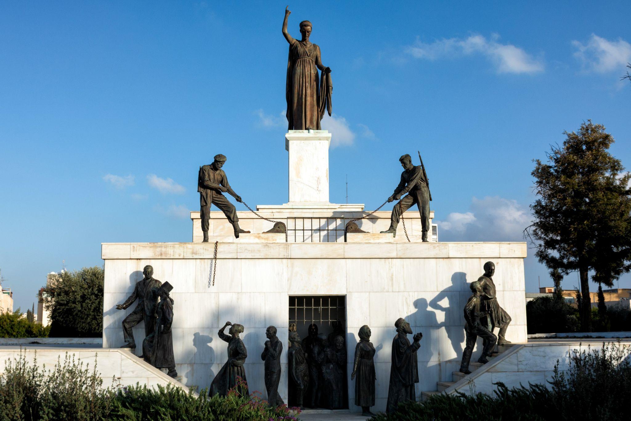 Statue of Liberty, Cyprus