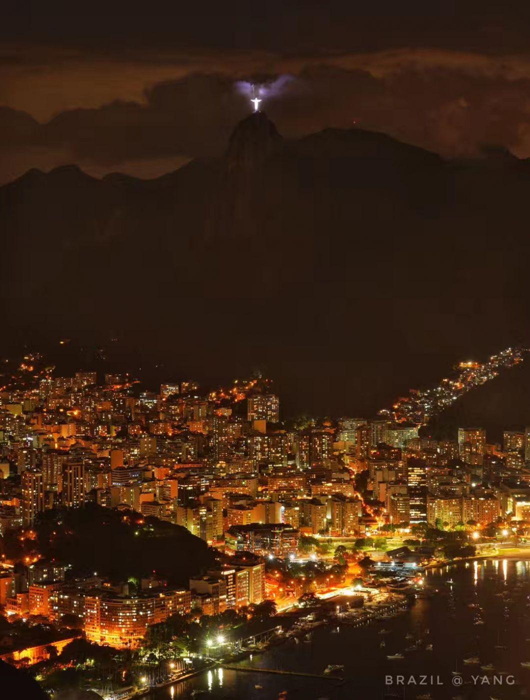 sugar loaf mountain, Brazil
