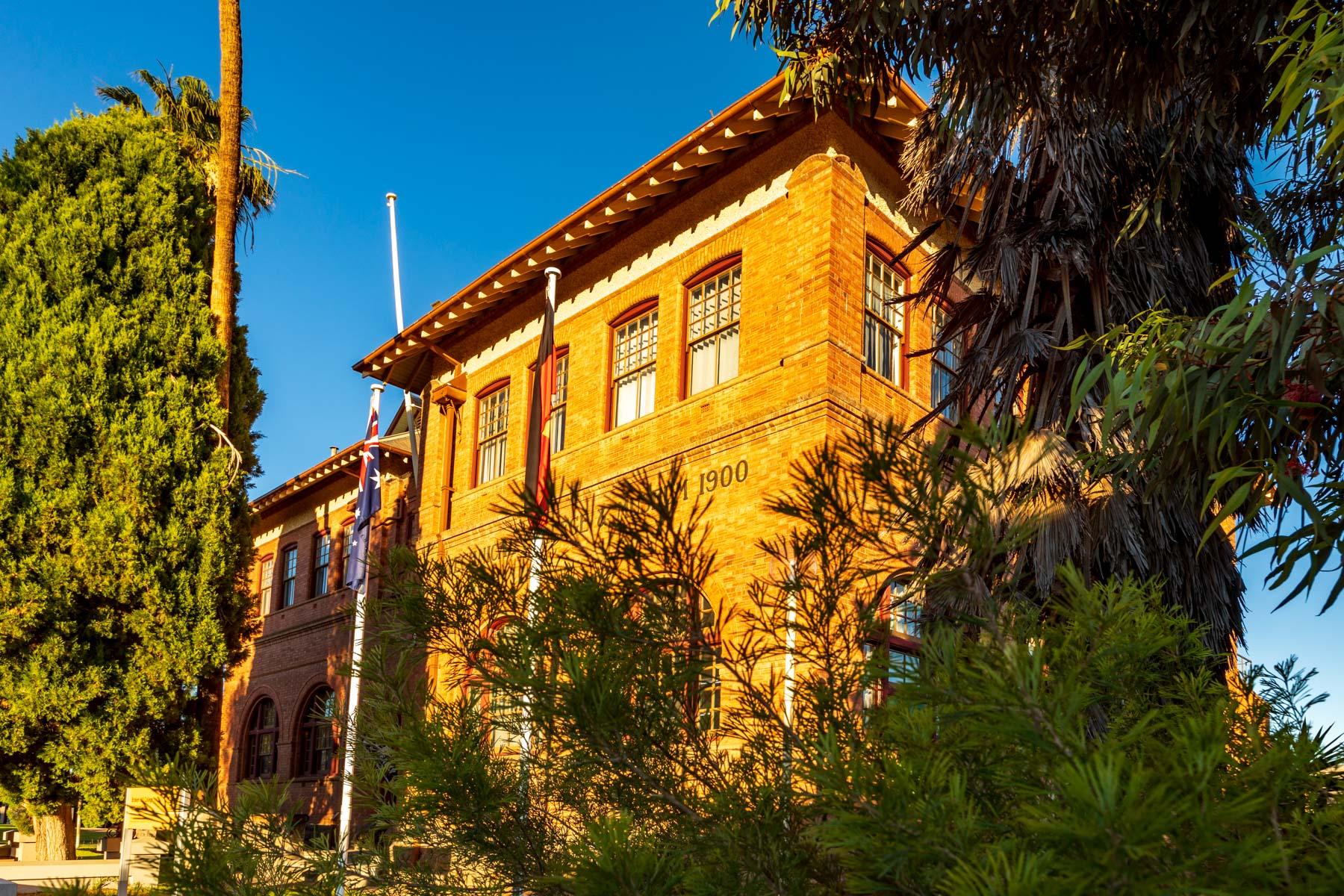 Technical College and Museum Broken Hill, Australia