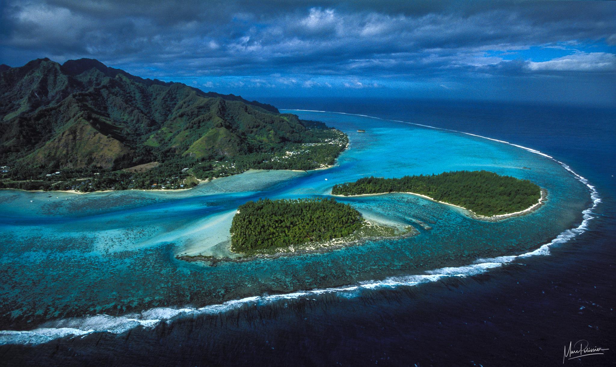 Tiahura & Fareone Motu, French Polynesia