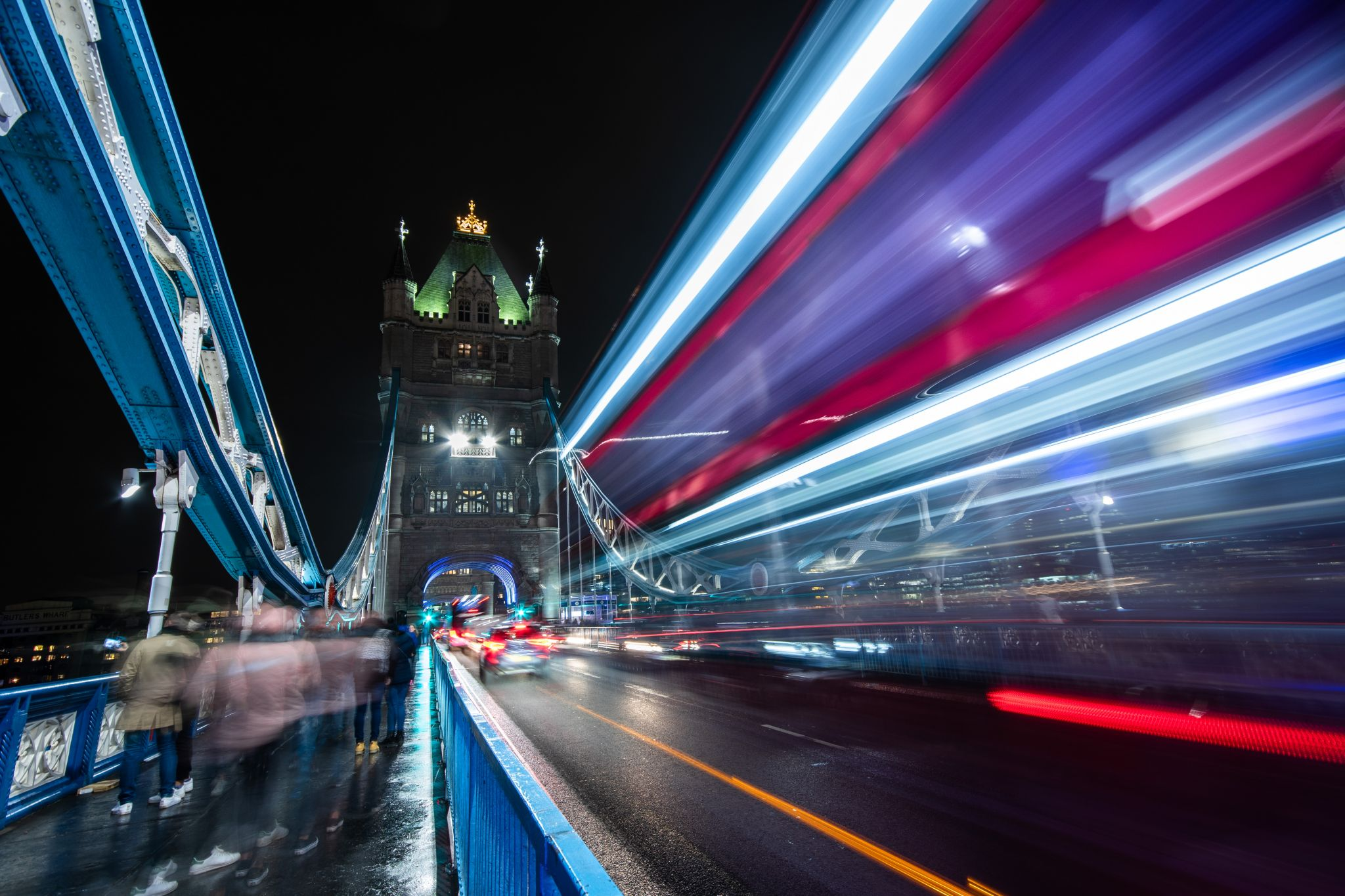 Tower Bridge Roadside, United Kingdom