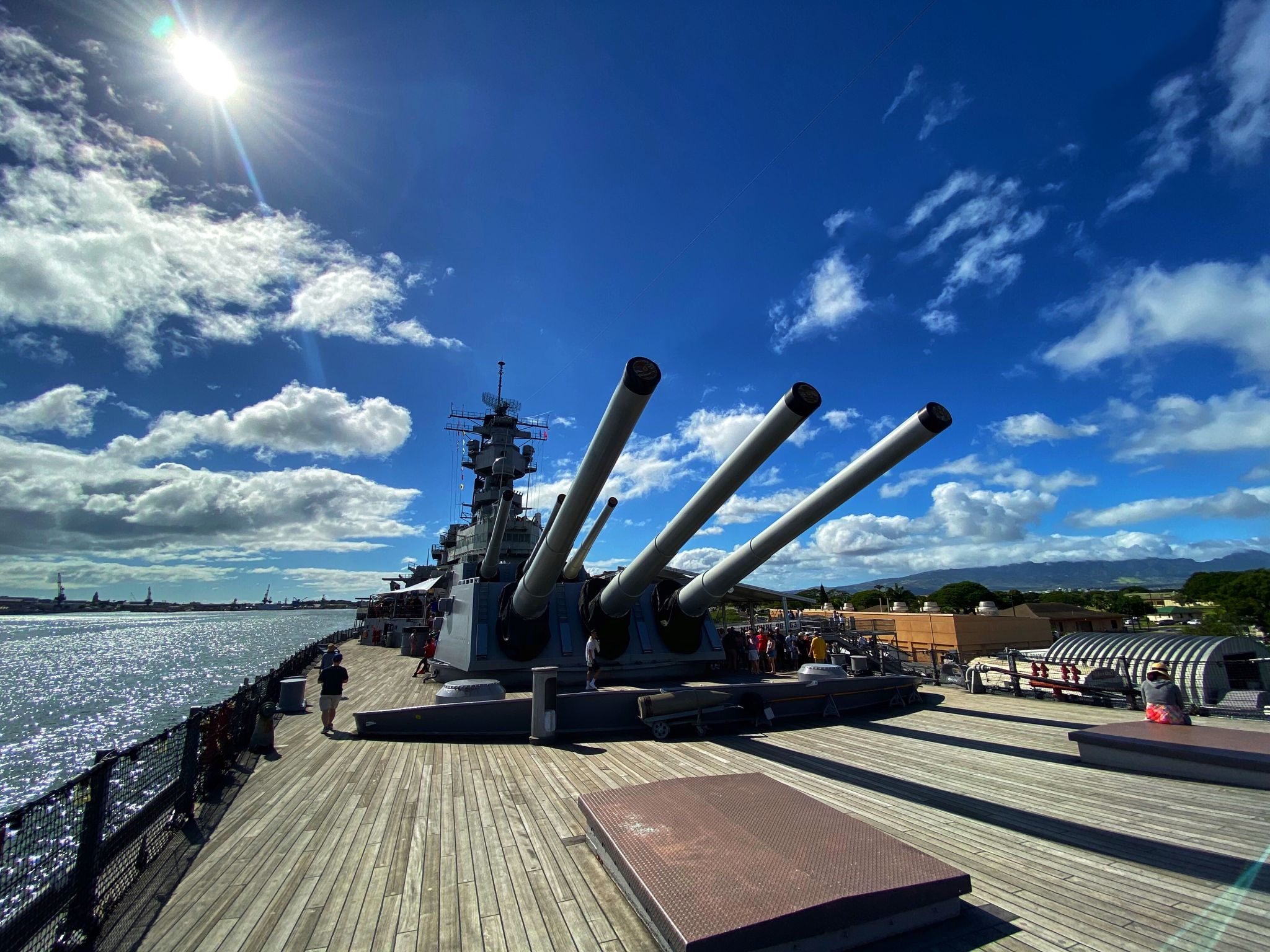 USS Missouri, USA