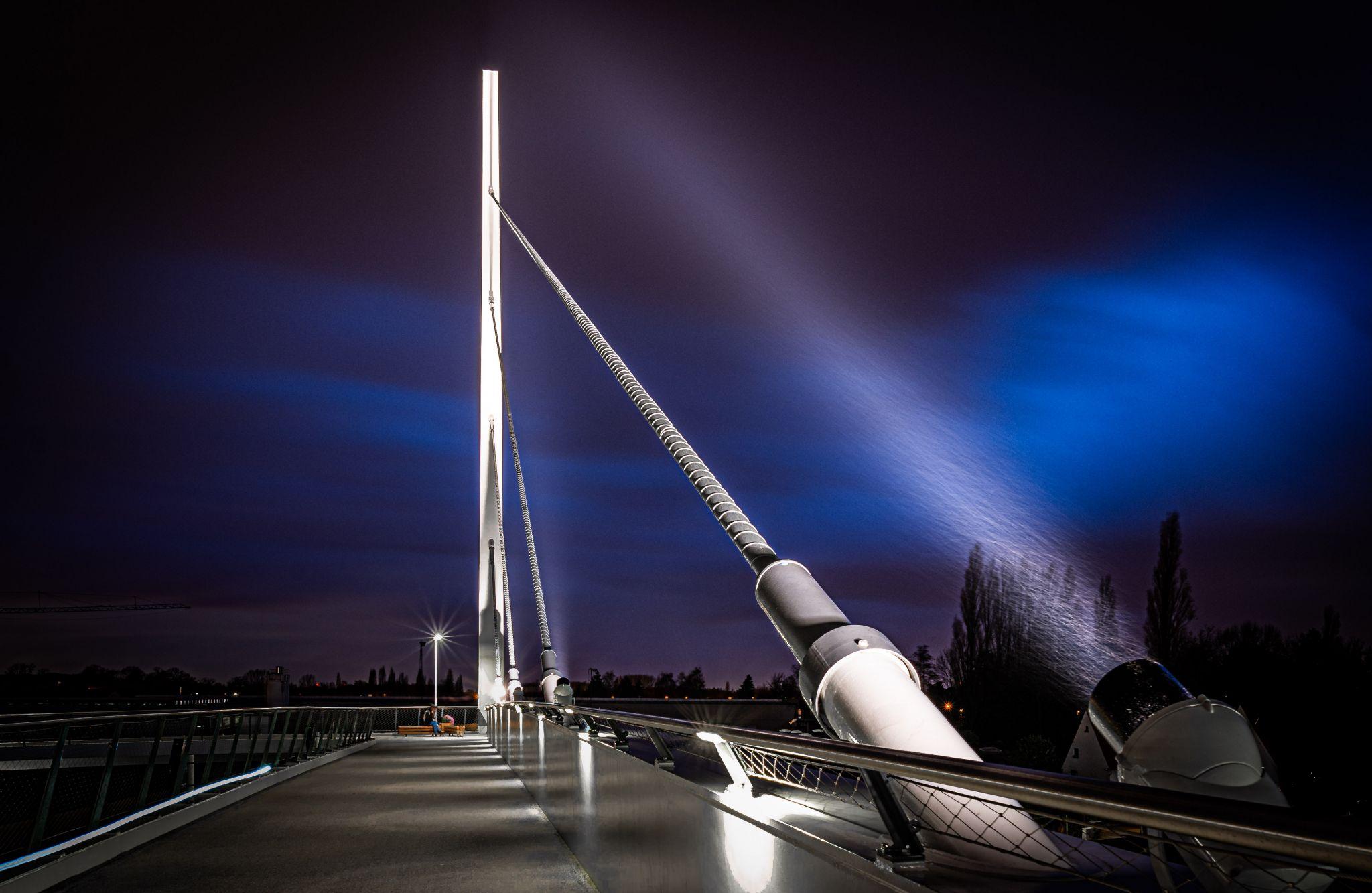Voetgangersbrug, Belgium