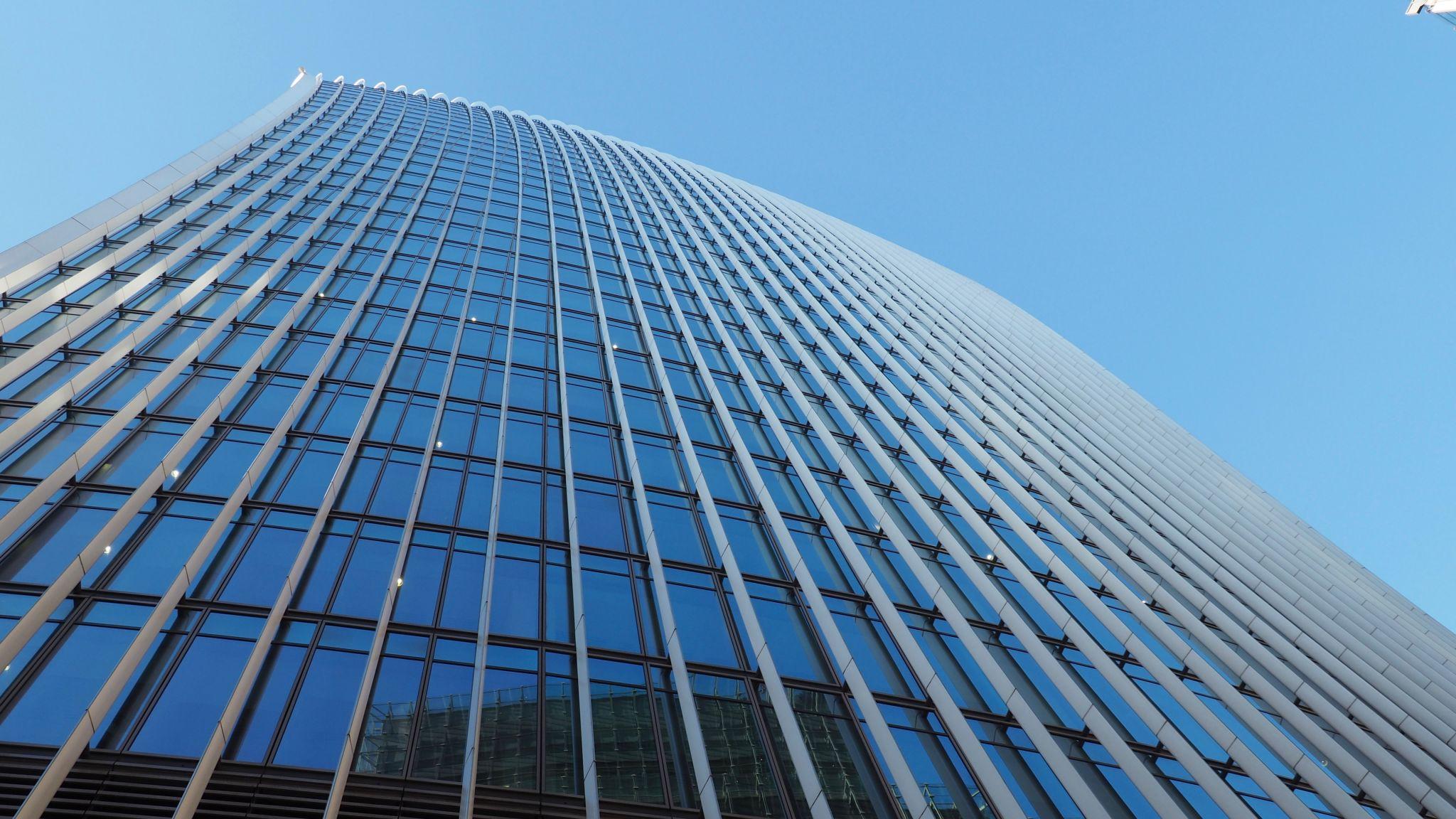 Walkie-talkie building, United Kingdom