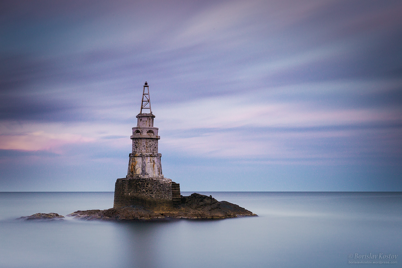Ahtopol lighthouse, Bulgaria