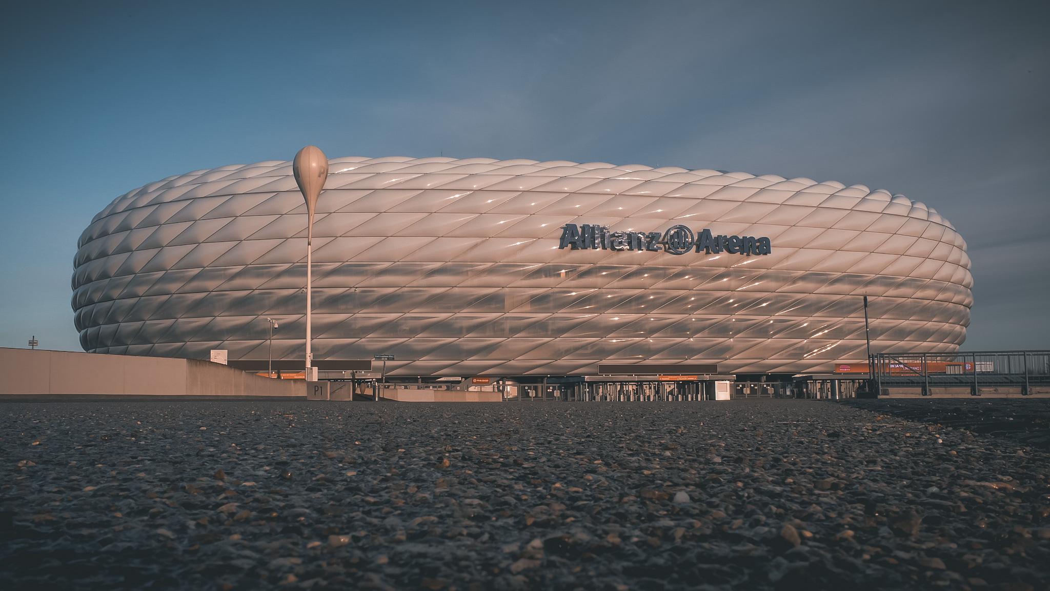 Alianz Arena Stadium, Germany