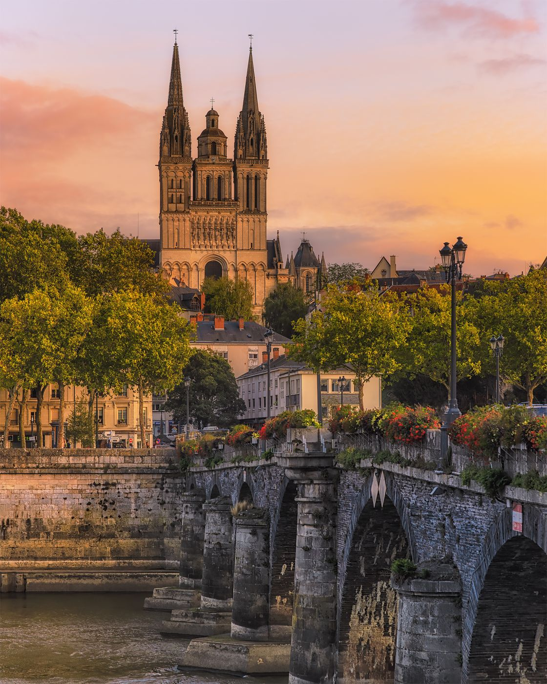 Angers Cathedral, France