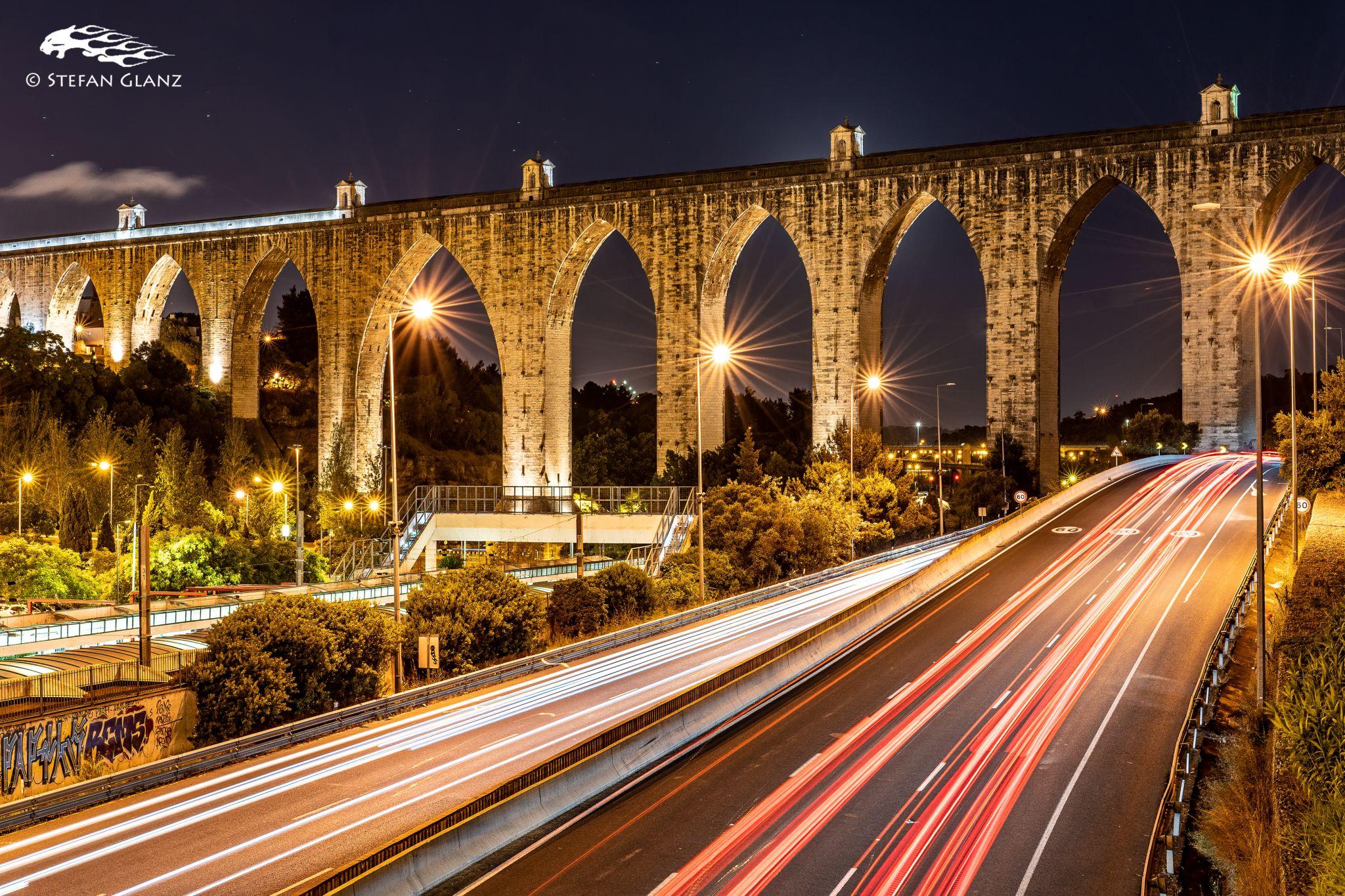 Aqueduto das Aguas Livres, Portugal