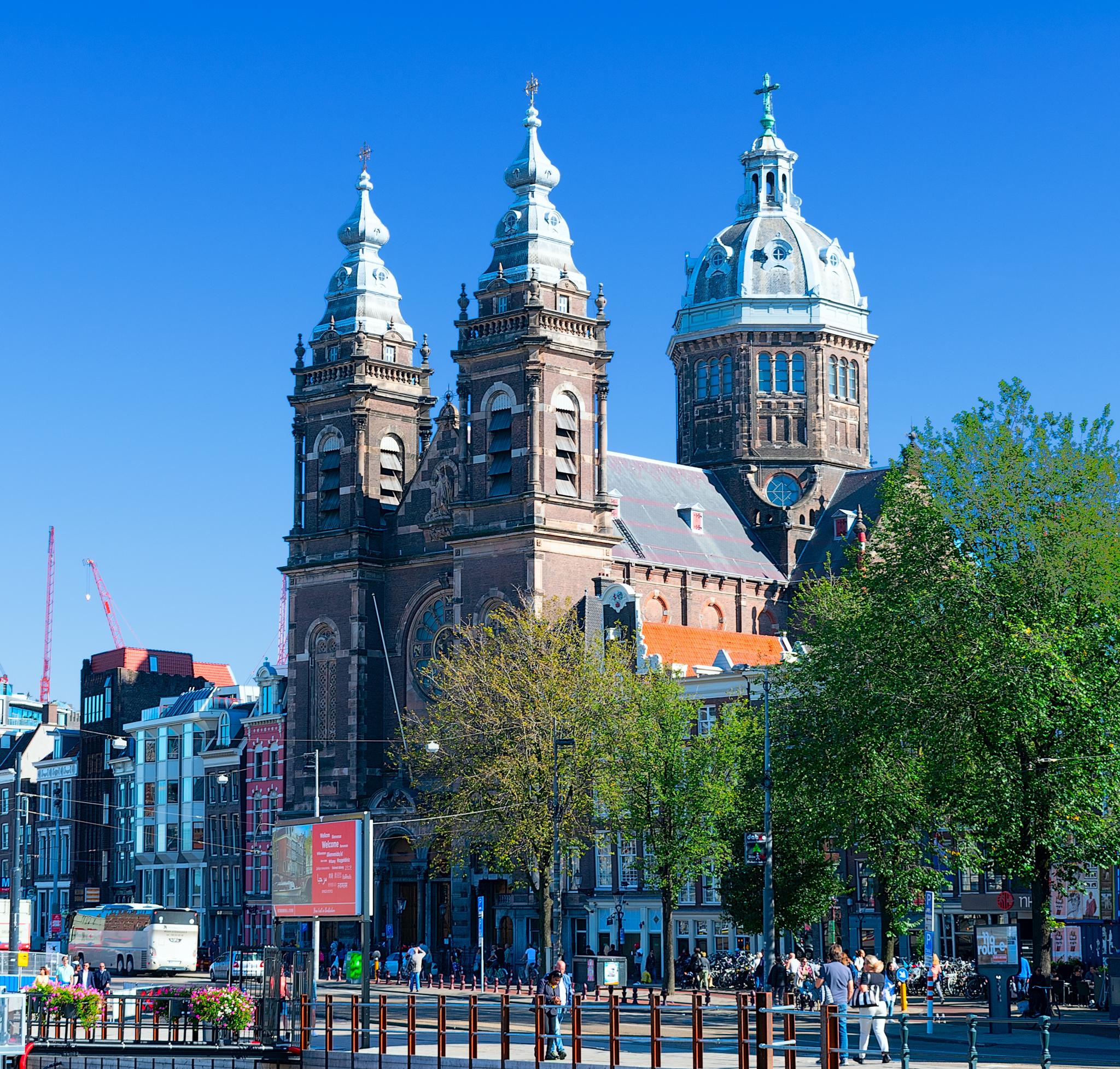 Basilica di San Nicola, Netherlands