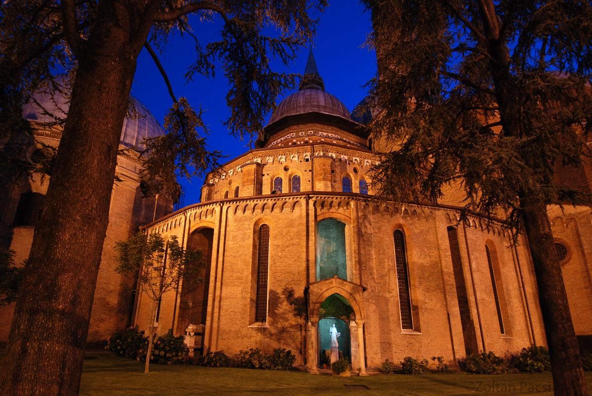 Basilica Pontificia di Sant'Antonio di Padova, Italy