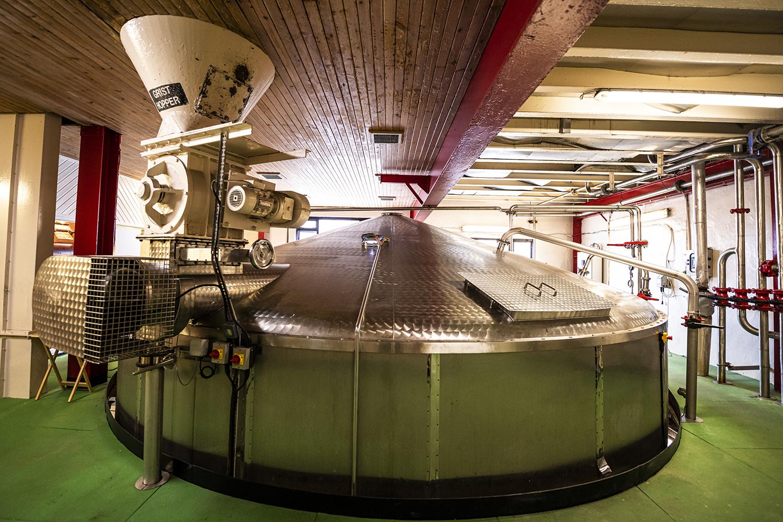 Ben Nevis distillery, United Kingdom